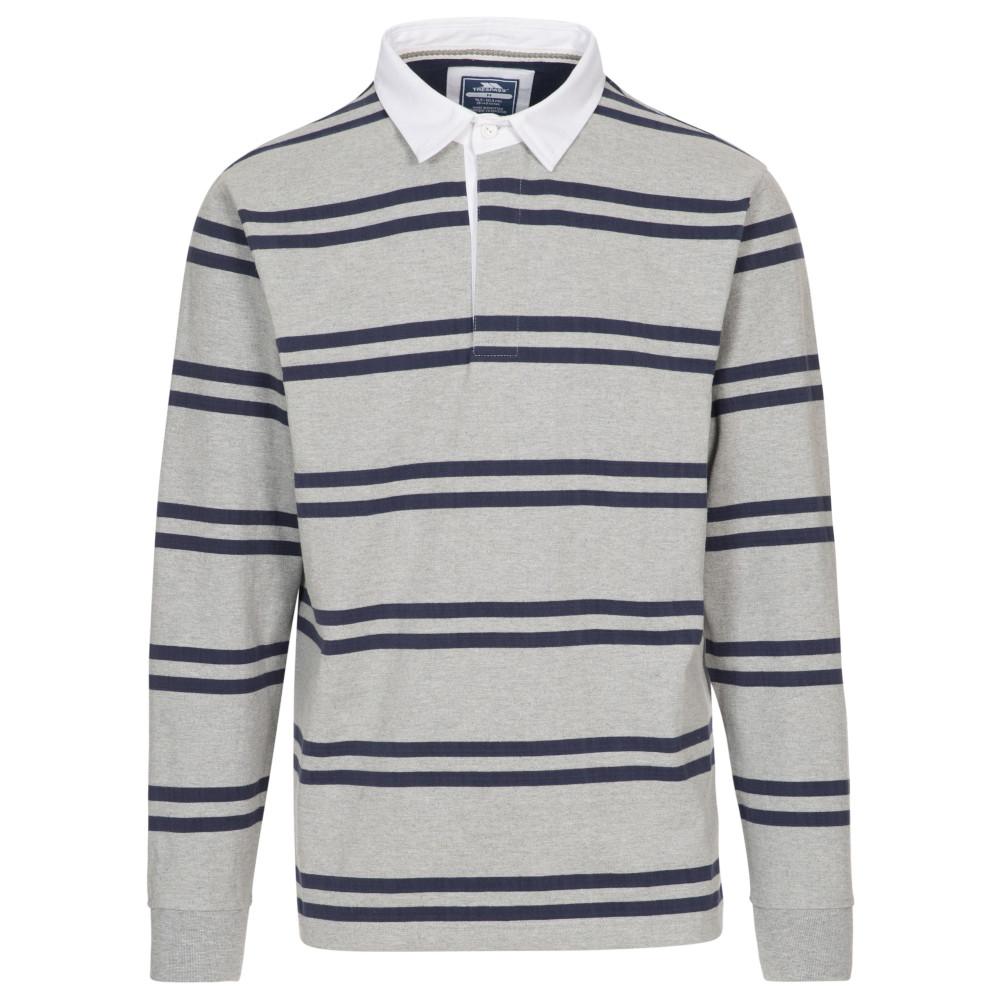 Trespass Mens Keelbeg Long Sleeve Jersey Shirt S - Chest 35-37 (89-94cm)