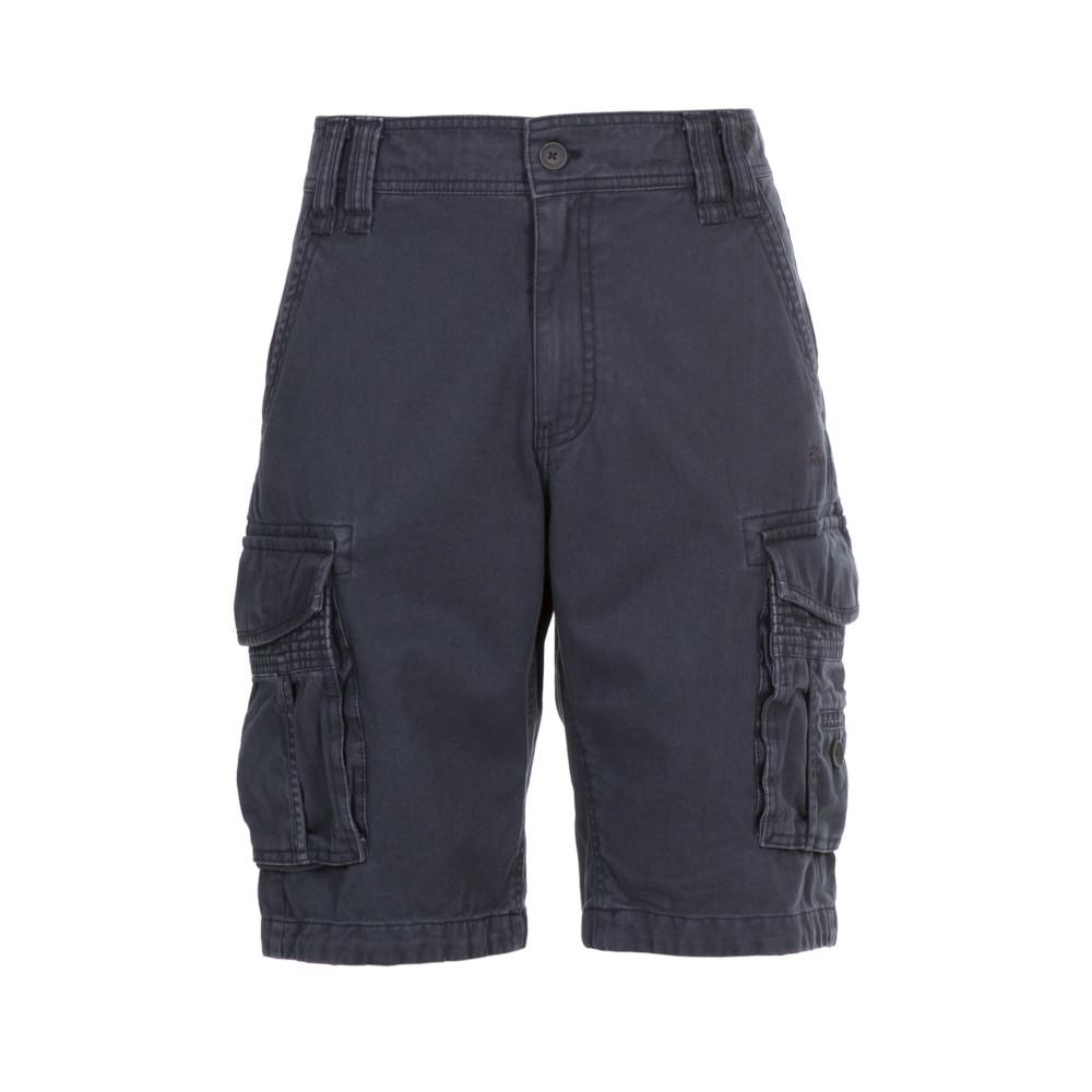 Trespass Mens Usmaston Cargo Shorts L- Waist 36-38 (91.5-96.5cm)