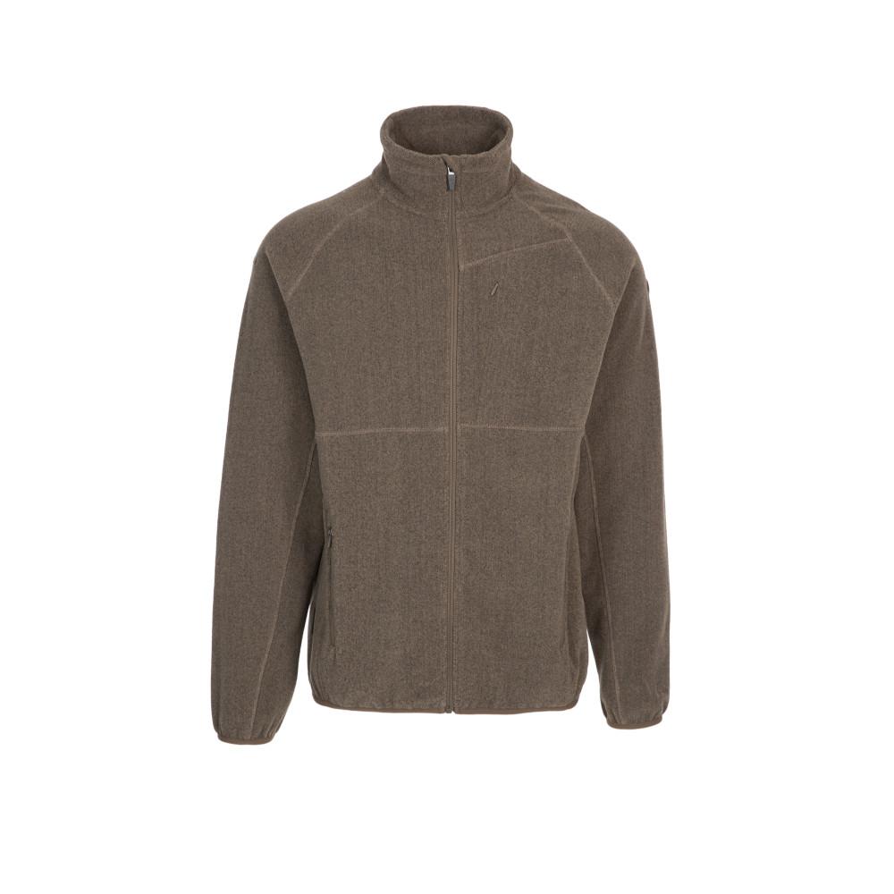 Trespass Mens Talkintire Full Zip Fleece Jacket Xxs- Chest 31-33 (79-84cm)