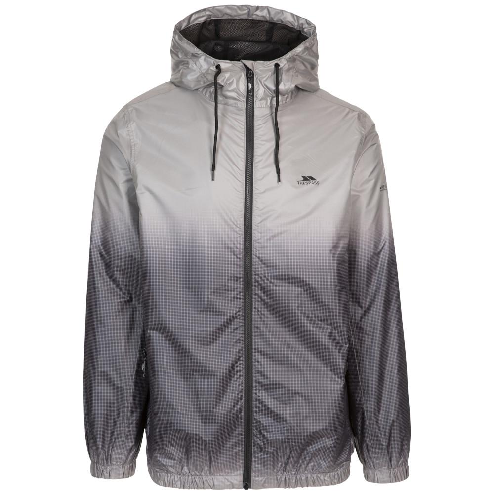 Trespass Mens Toronto Waterproof Hooded Shell Jacket Xl - Chest 44-46 (111.5-117cm)