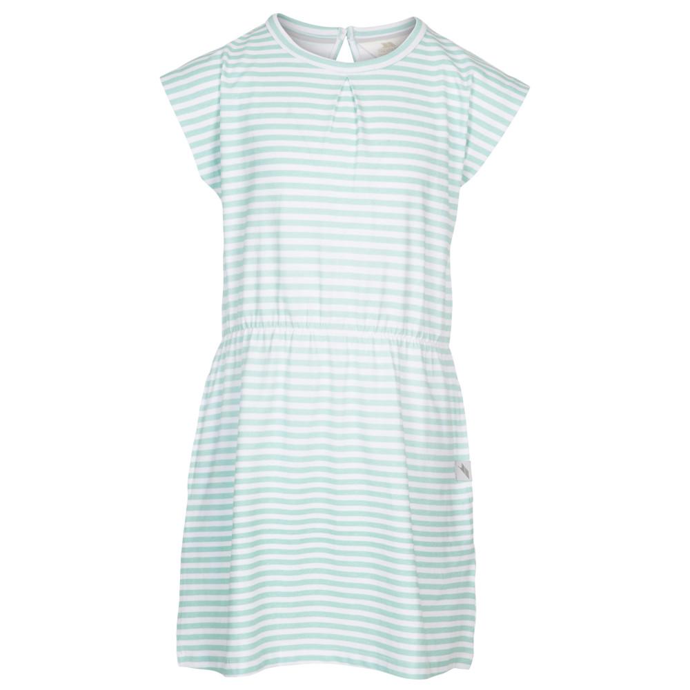 Trespass Girls Mesmerised Round Neck Summer Dress 2-3 Years - Waist 20 (50.5cm)