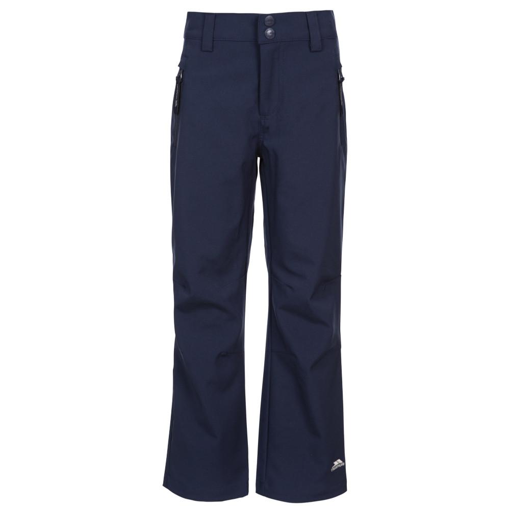 Trespass Girls Aspiration Walking Softhsell Trousers 11-12 Years - Waist 26 (66cm)