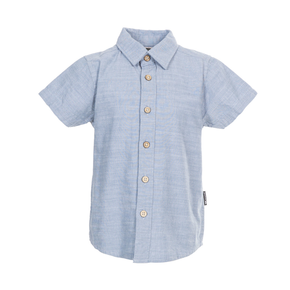 Regatta Womens Maelie Coolweave Cotton Long Sleeve Shirt 12 - Bust 36 (92cm)