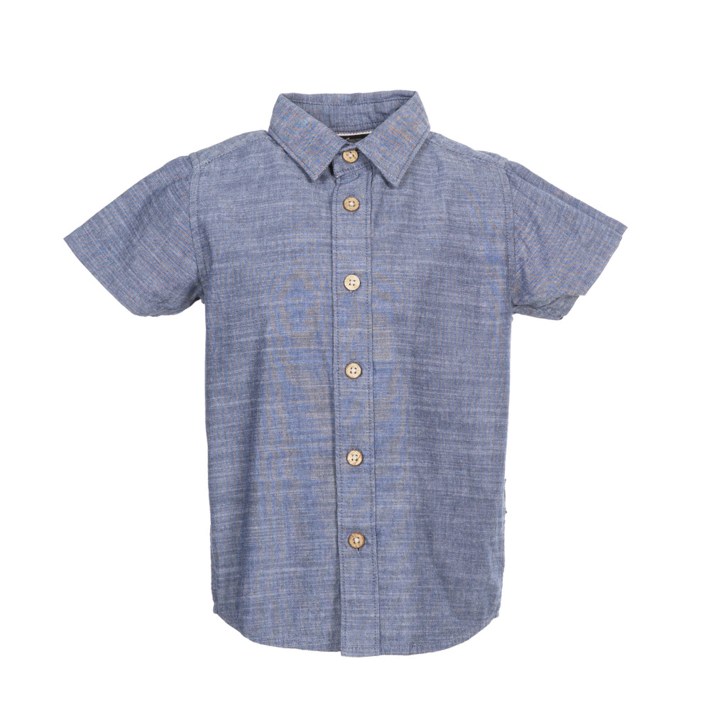 Regatta Womens Maelie Coolweave Cotton Long Sleeve Shirt 14 - Bust 38 (97cm)