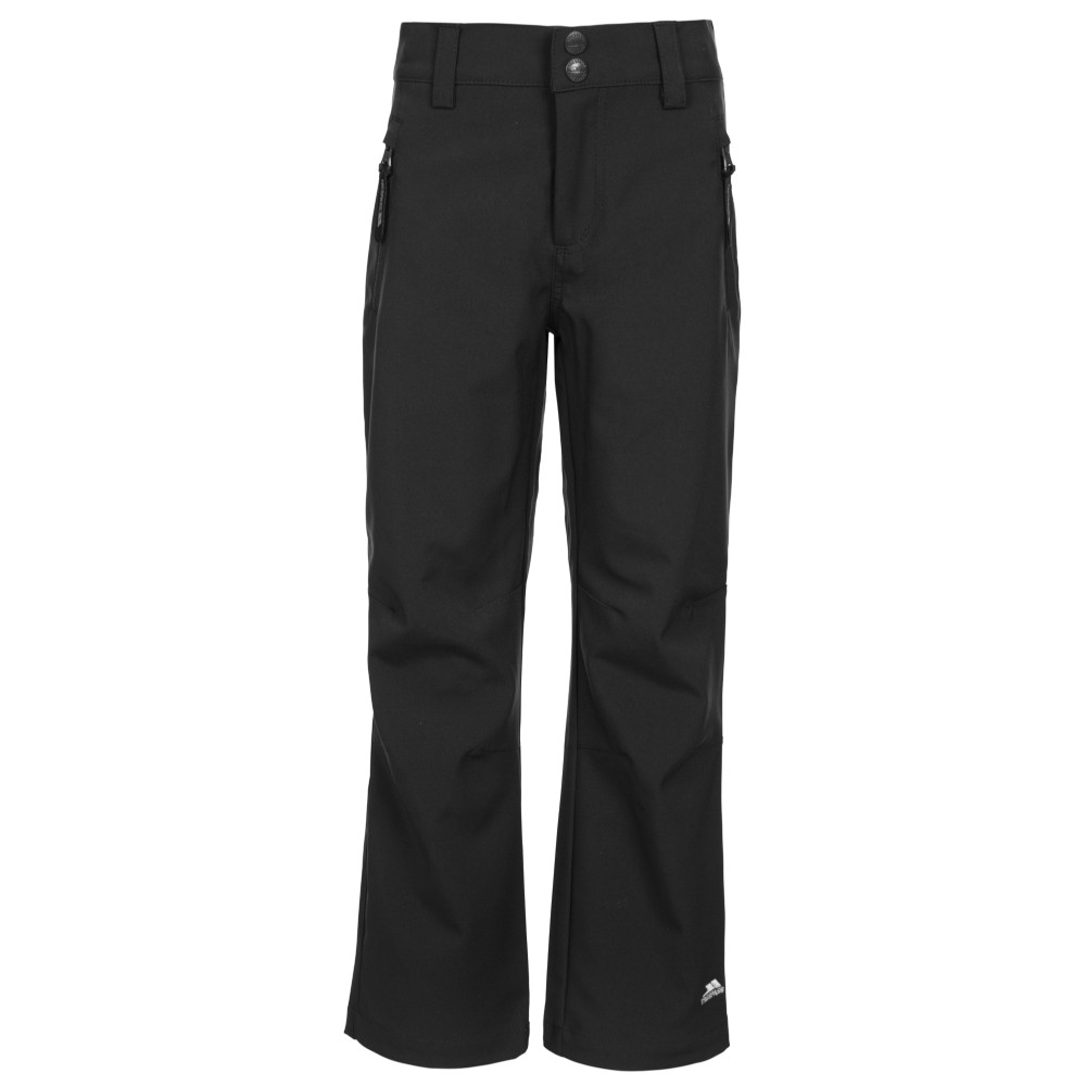Trespass Boys Aspiration Softshell Walking Trousers 2-3 Years - Waist 20 (50.5cm)