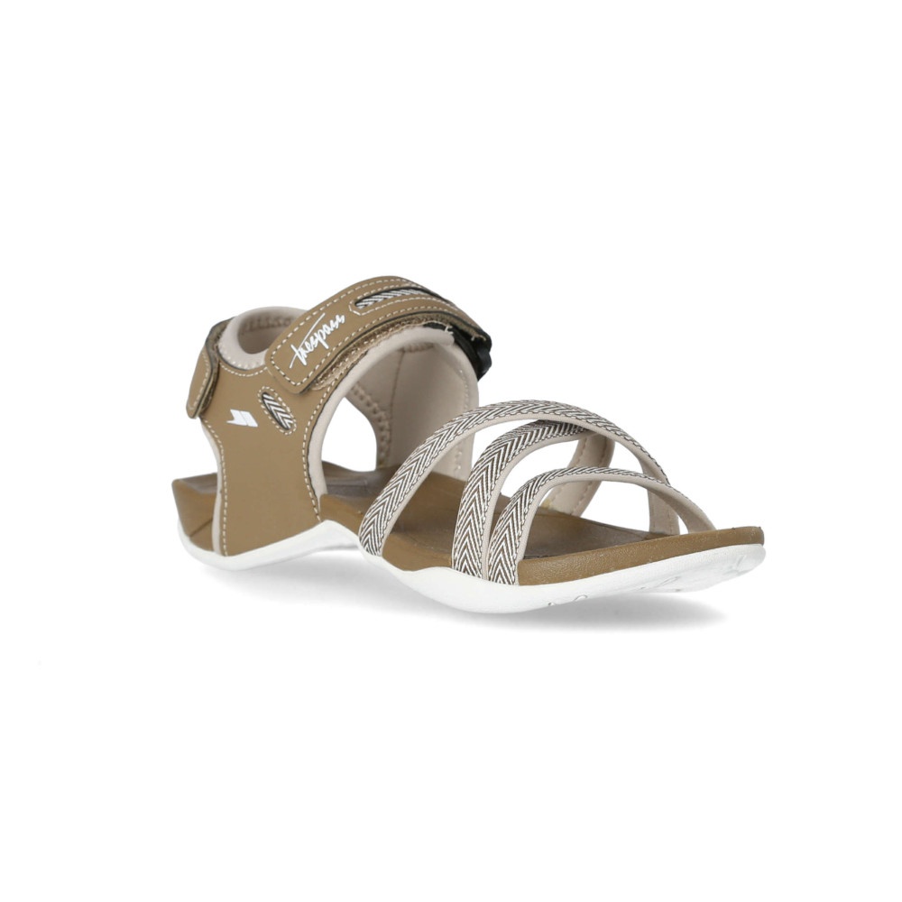 Trespass Womens Camello Cushioned Summer Walking Sandals Uk Size 6 (eu 39  Us 8)