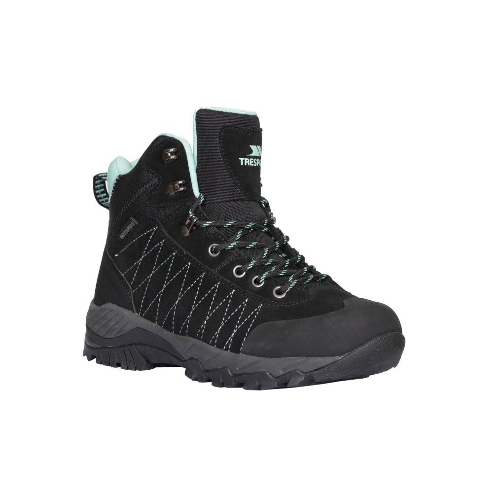 Trespass Womens Torri Breathable Waterproof Walking Boots Uk Size 4 (eu 37  Us 6)