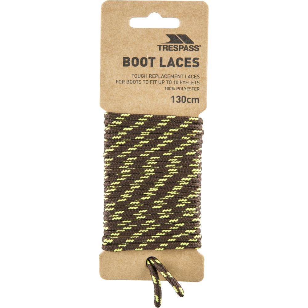 Trespass Laces 130cm Round Walking Shoes Boots Laces One Size
