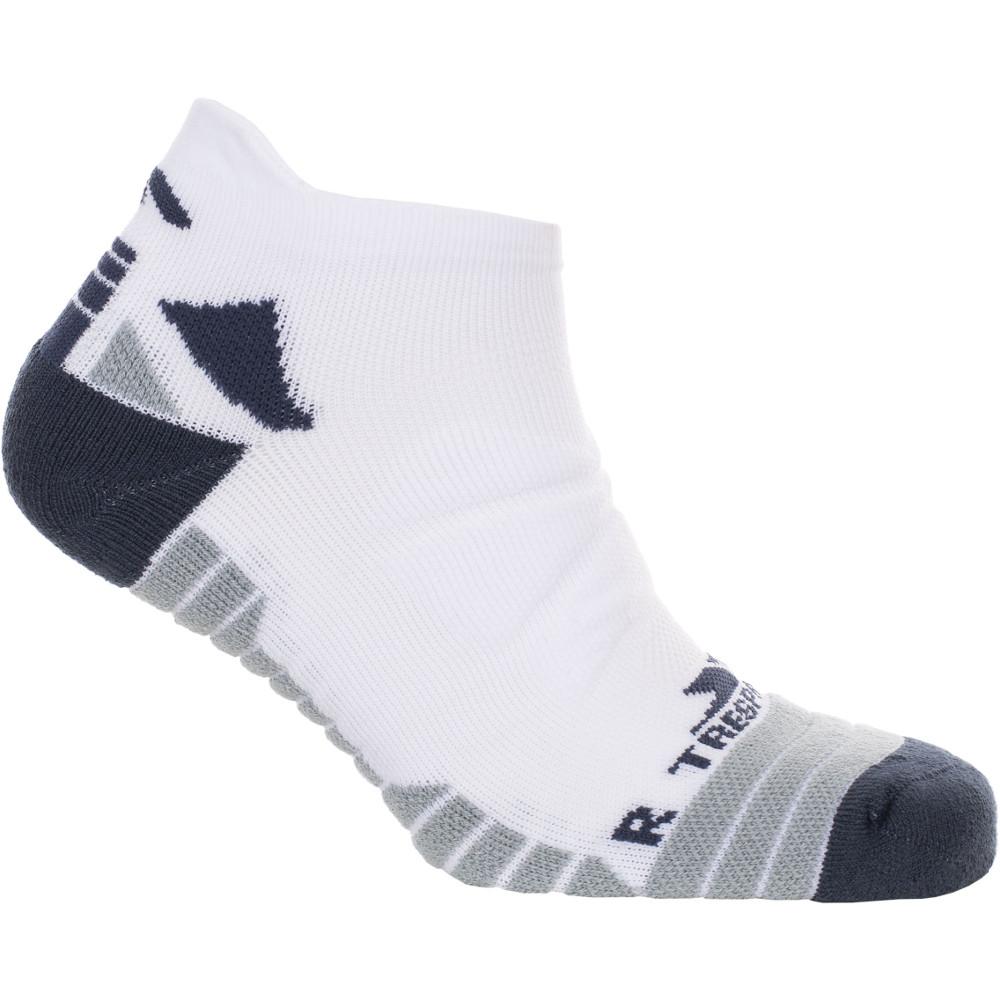 Trespass Elevation Compression Running Trainer Socks Uk Size 3-6  (eu 35-39)