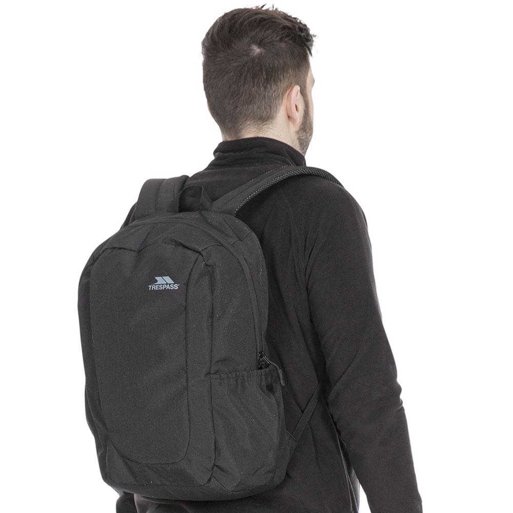 Trespass Alder 25 Litre Adjustable Backpack Rucksack 20l - 29l