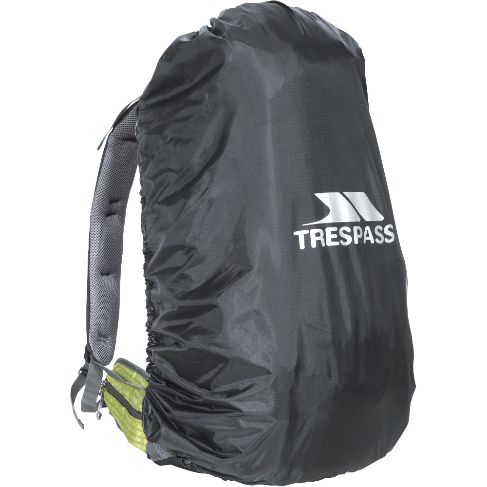 Trespass Rain Waterproof Durable Backpack Rucksack Cover Medium: 35 - 50 Litres