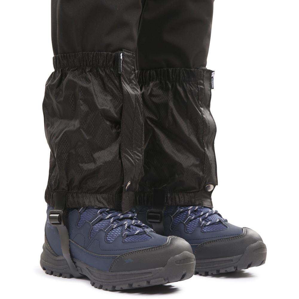 Trespass Adult Knoydart Ankle Walking Leg Gaiters One Size