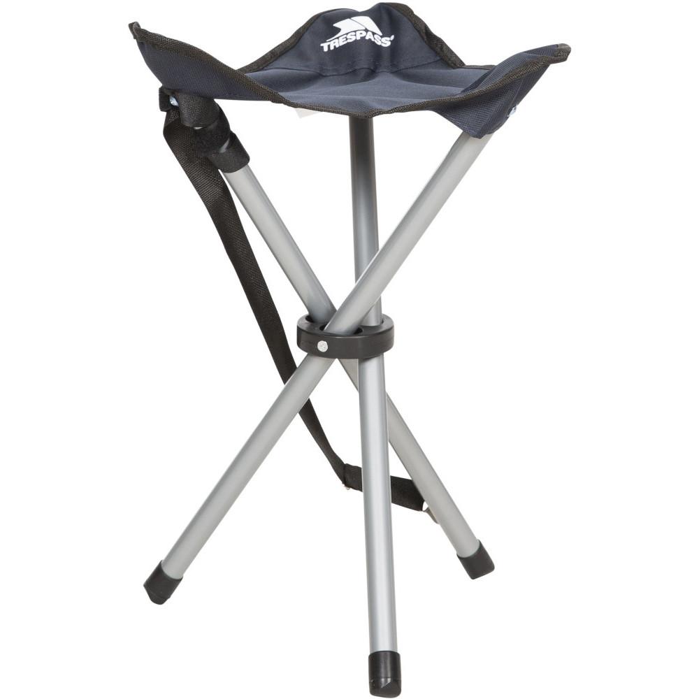 Trespass Tripod Lightweight Packable Camping Chair One Size