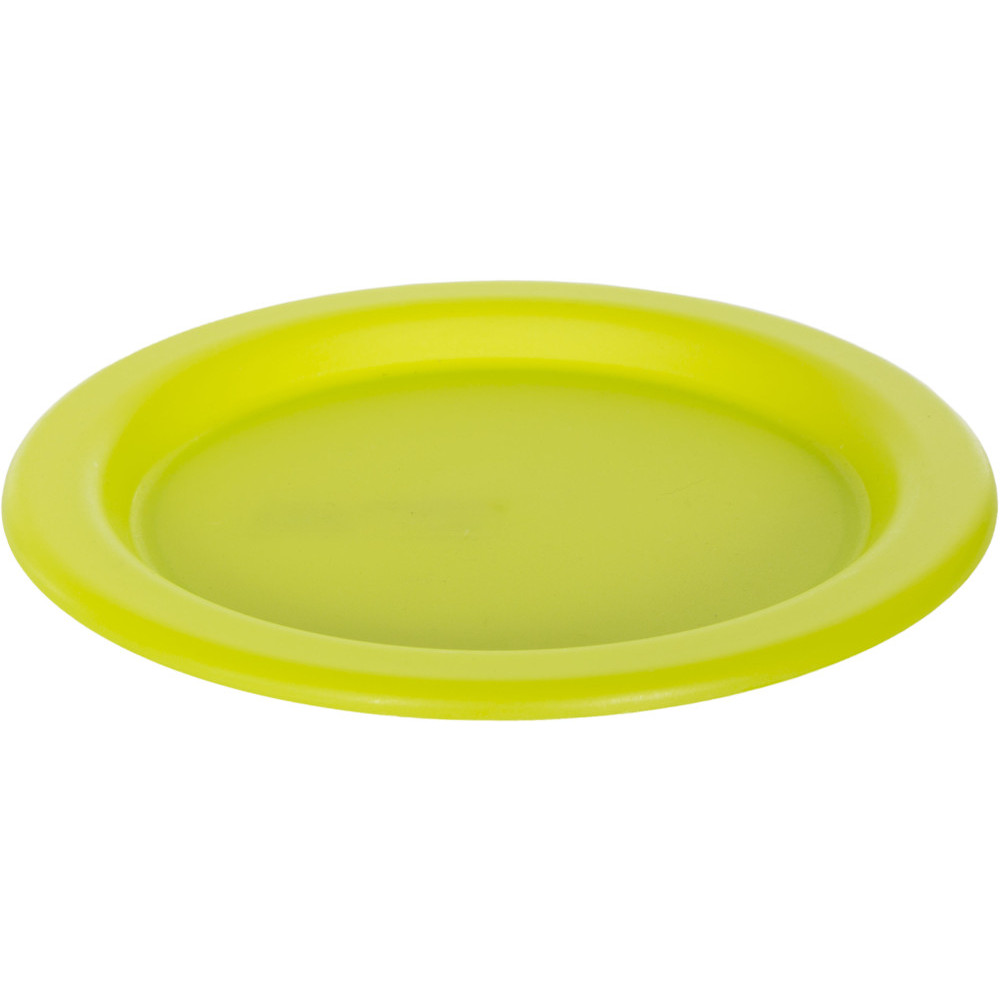 Trespass Savour Durable Plastic Camping Picnic Plate One Size