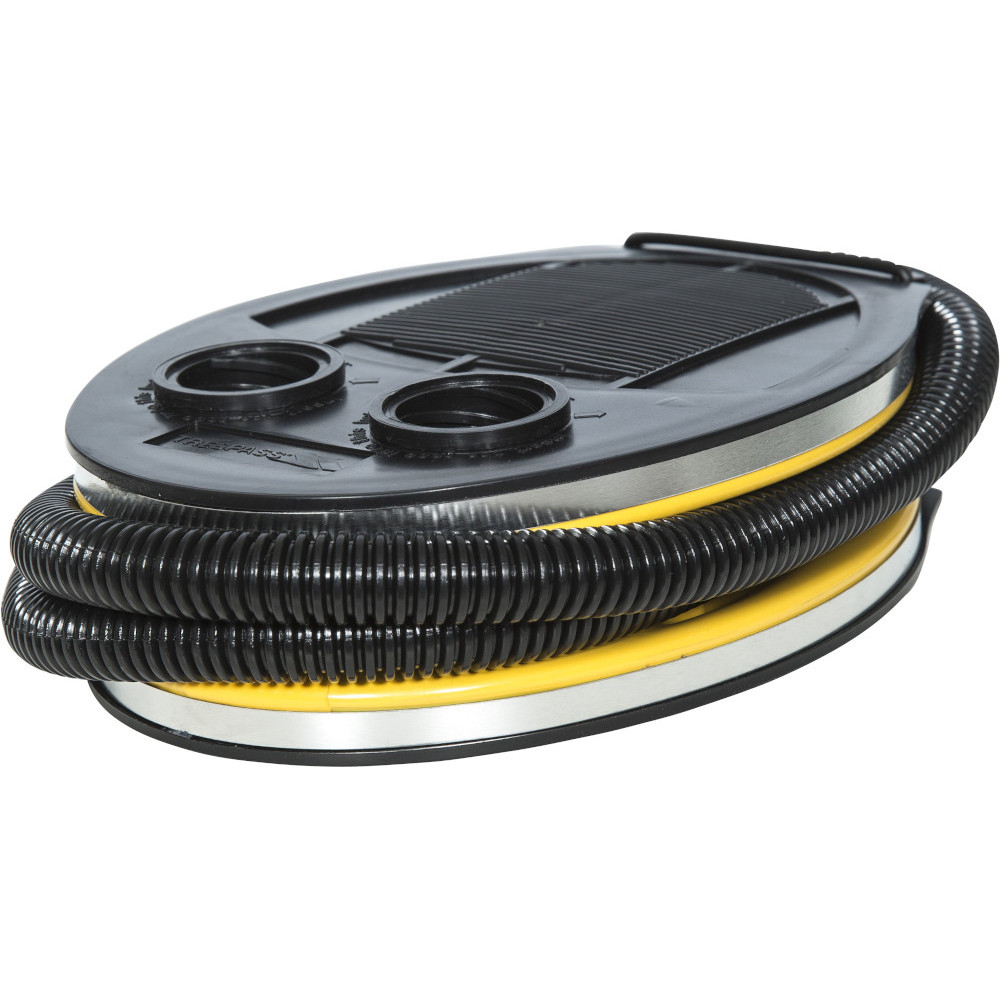 Trespass Newmatic Durable Plastic Foot Pump One Size