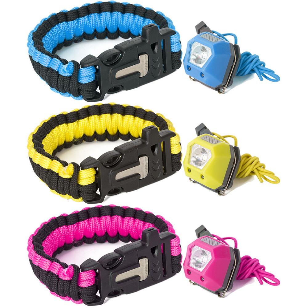 Trespass Nubbet Survival Emergency Pack Kit One Size