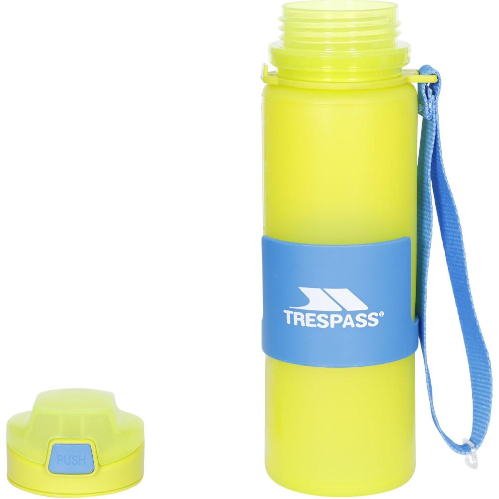 Trespass Silibott Flip Lid Camping Water Bottle One Size