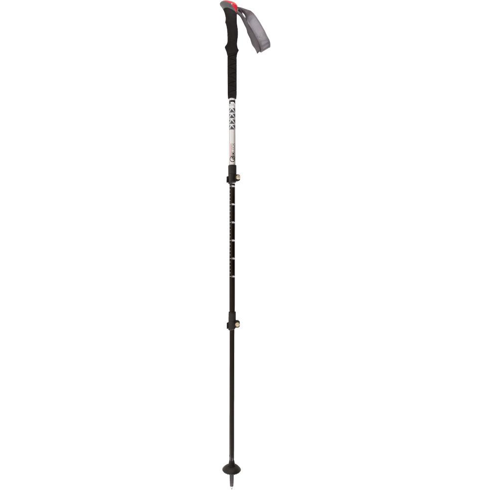 Trespass Qiklock 3 Section Lightweight Walking Pole One Size