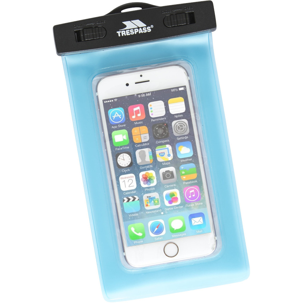 Trespass Pool Party Waterproof Phone Pouch Case One Size