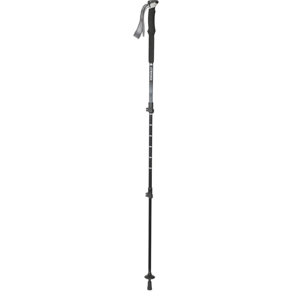 Trespass Stryder 2 Pack Aluminium Walking Pole Set One Size
