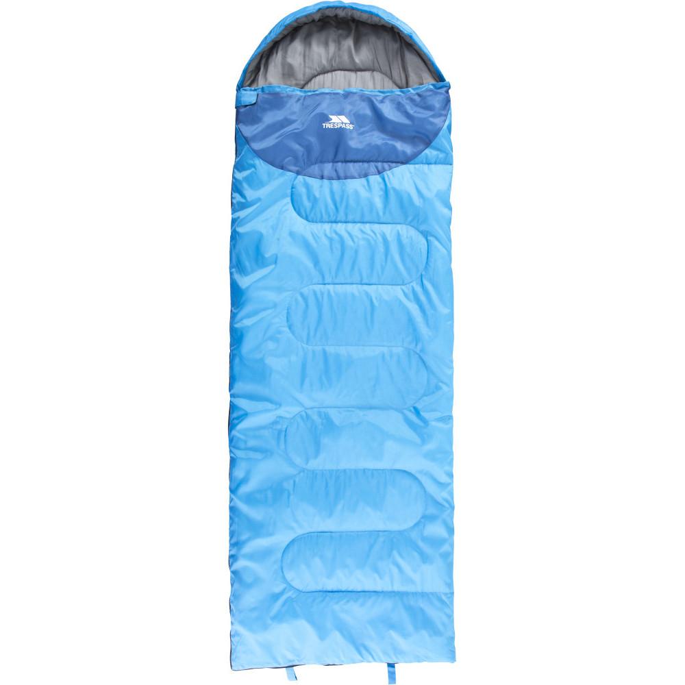 Trespass Snooze Lightweight Mummy Sleeping Bag One Size