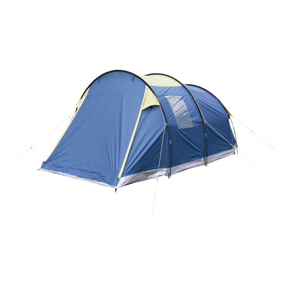Trespass Caterthun 4 Man Camping Dome Tent One Size