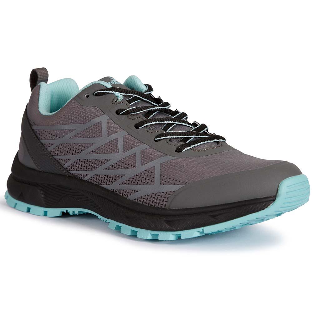 Trespass Womens Beatrix Active Lightweight Trainers Shoes Uk Size 4 (eu 37)