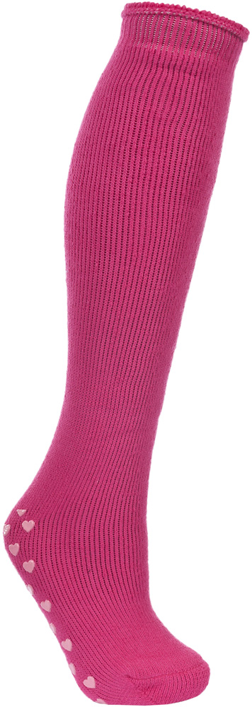 Product image of Trespass Ladies Hearts Patterned Ski Socks