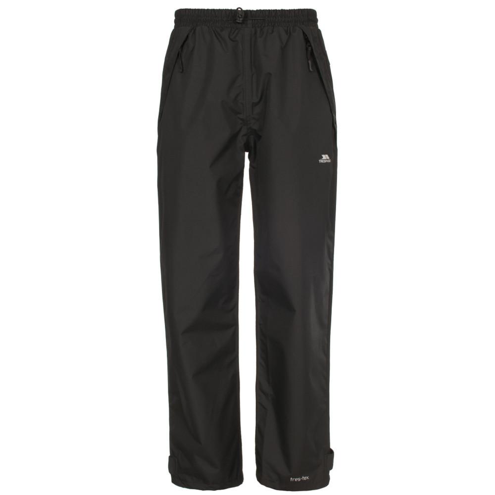 Trespass Ladies Tutula Waterproof Breathable Trousers