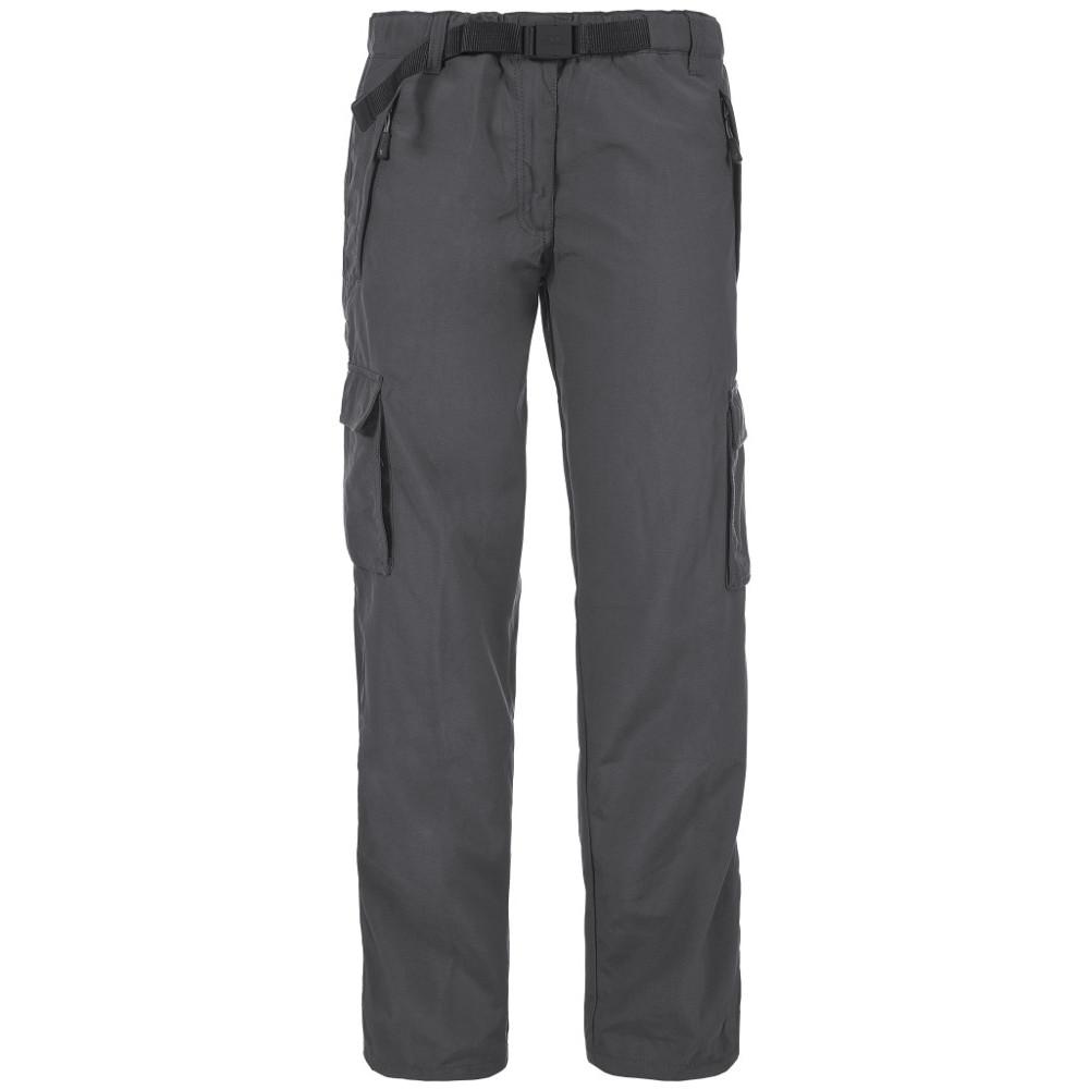 Trespass Ladies Prindle Polyamide Walking Cargo Trousers