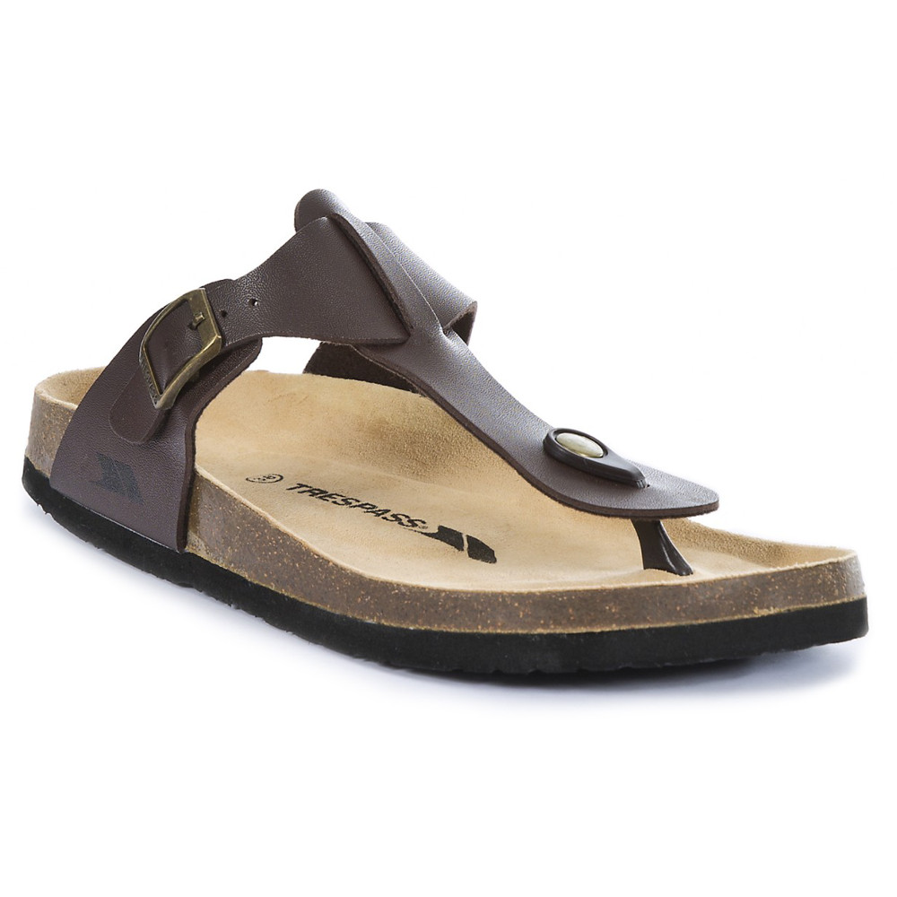 Product image of Trespass Ladies Talli Rubber Textile Casual Sandal