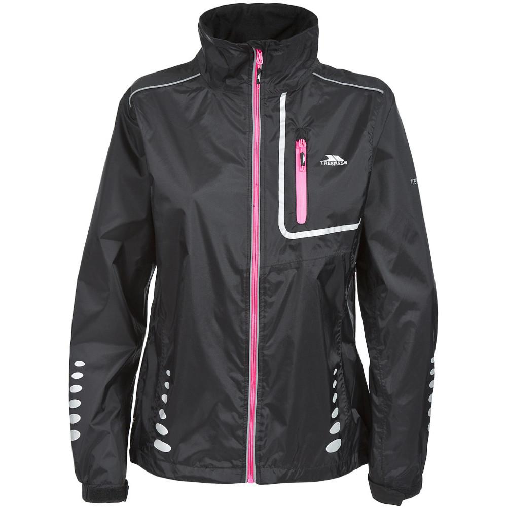 Trespass Ladies Fairing Waterproof Breathable Cycling Jacket