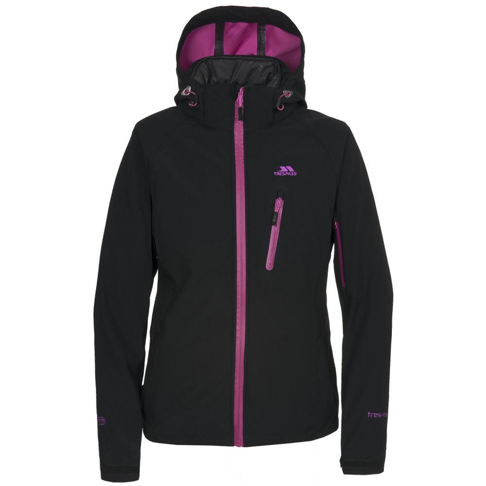 Trespass Ladies Minturn Waterproof Breathable 3 in 1 Jacket