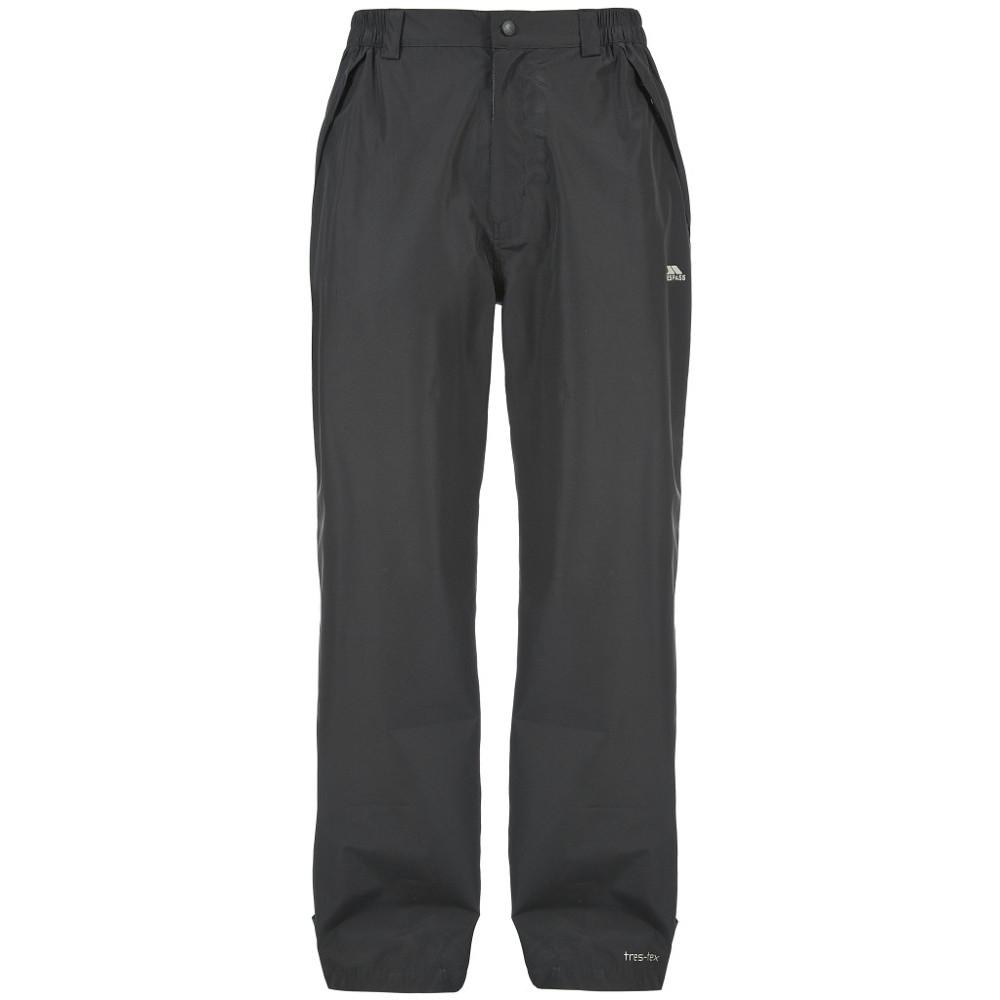 Trespass Mens Warren Waterproof Breathable Over Trousers