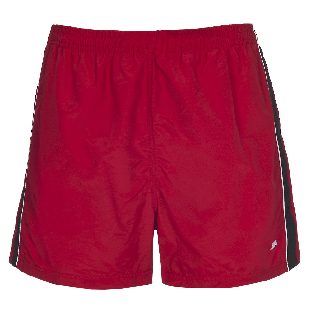 Product image of Trespass Mens Viperfish Contrast Short Length Swim Shorts