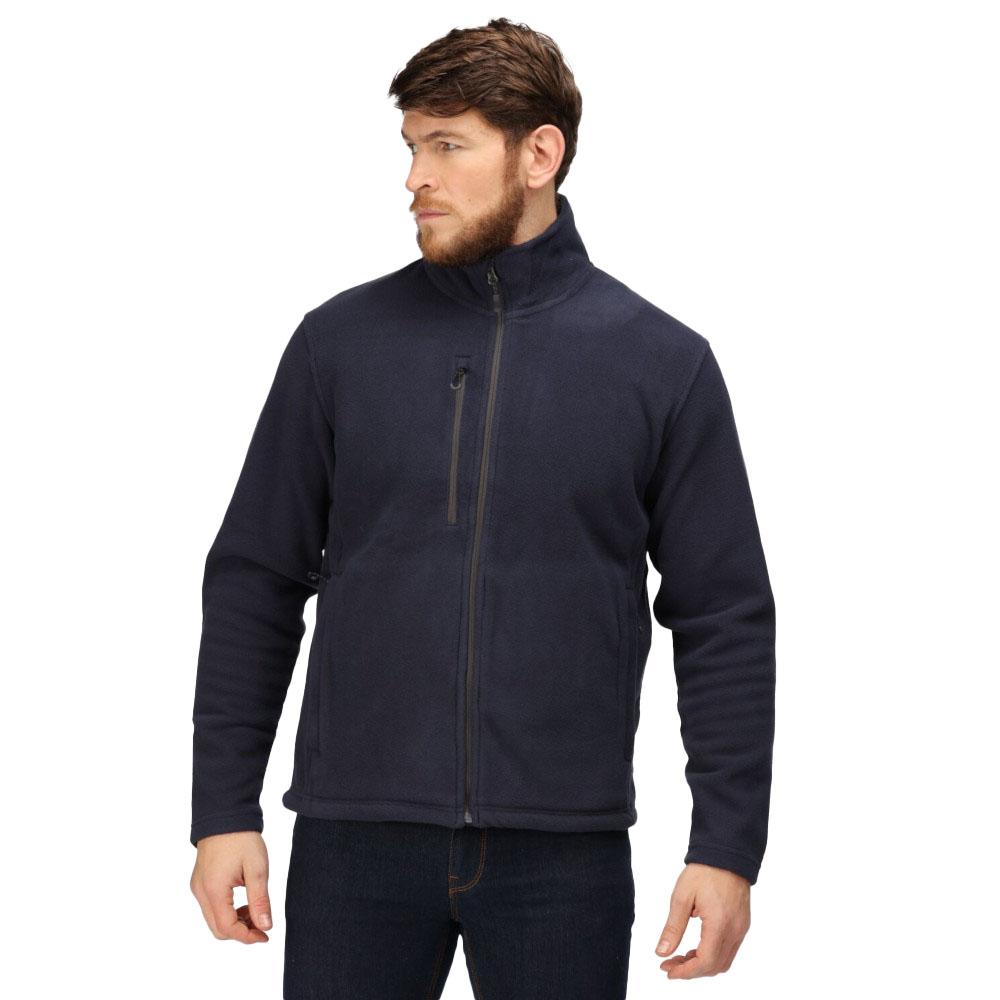 Regatta Mens Hamlen Waterproof Breathable Durable Hooded Jacket Coat Xxl - Chest 46-48 (117-122cm)