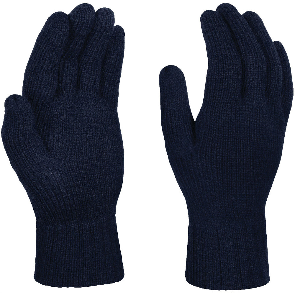 Regatta Professional Mens Acrylic Knit Thermal Gloves One Size