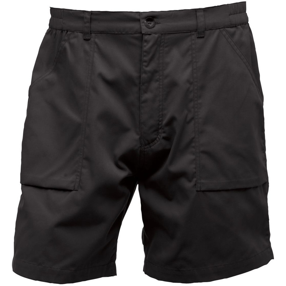 Regatta Mens Fenton Lightweight Softshell Walking Trousers 44l - Waist 44 (111.5cm)  Inside Leg 34