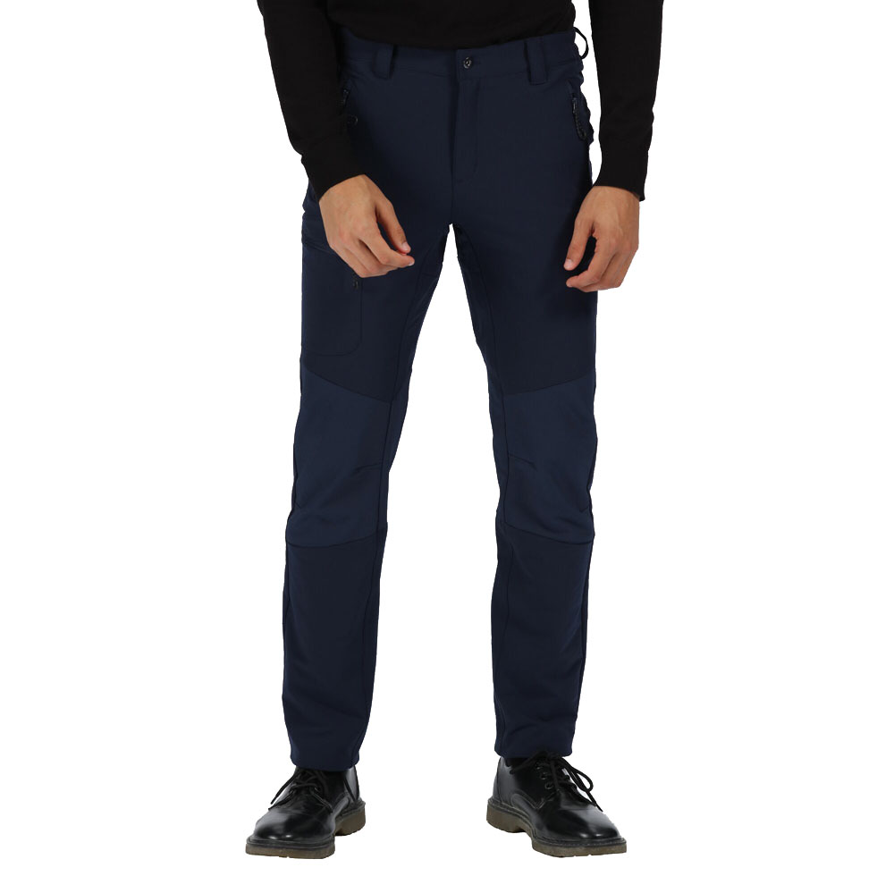 Regatta Mens Prolite Stretch Work Trousers 32 - Waist 32` (81cm), Inside Leg 33`