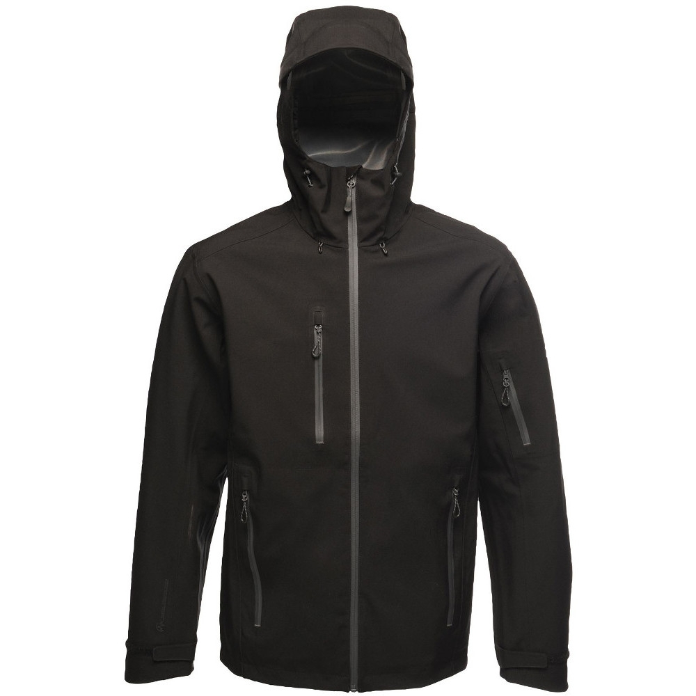 Regatta Boys Berley Quick Drying Wicking Half Zip Jacket 7-8 Years - Chest 63-67cm