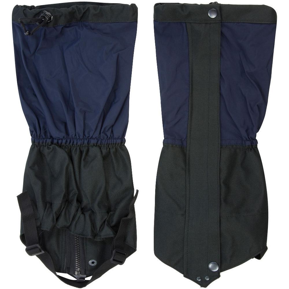Regatta MensandWomens Cayman Durable Waterproof Hydrafort Leg Gaiters Small / Medium