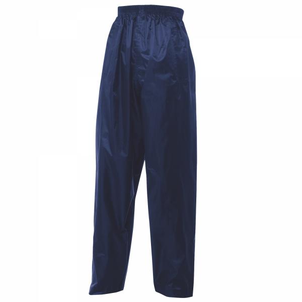 Regatta Kids Stormbreak Lightweight And Waterproof Trousers