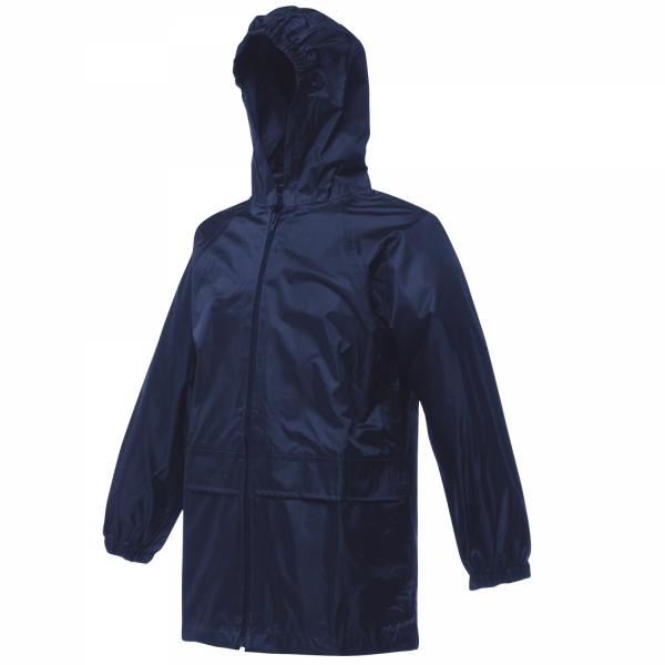 Regatta BoysandGirls Charco Waterproof Breathable Kids Rainsuit 12-18 Months (80-86cm)