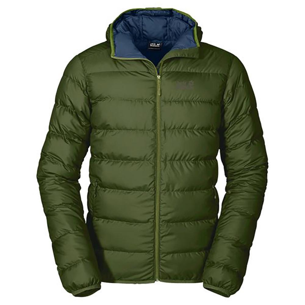 Jack Wolfskin Mens Modesto Hooded Stretch Breathable Fleece Jacket Xl - Bust 44 (109-113cm)