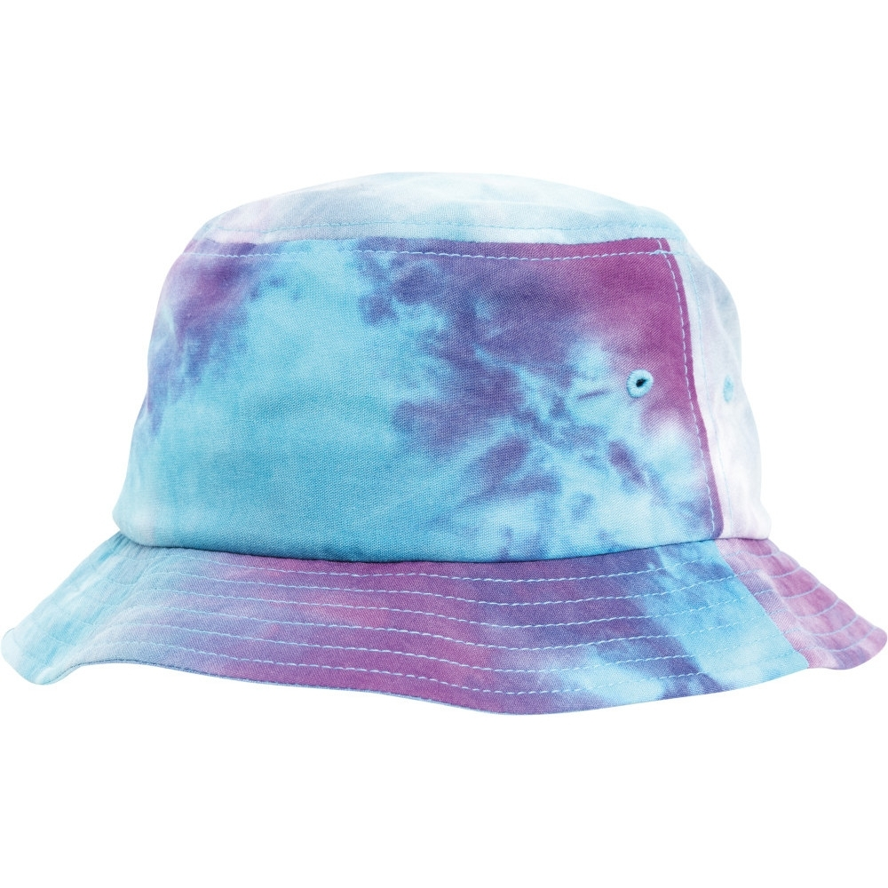 Clothing & Accessories Headwear Flexfit by Yupoong Mens Festival Print Bucket Hat One Size