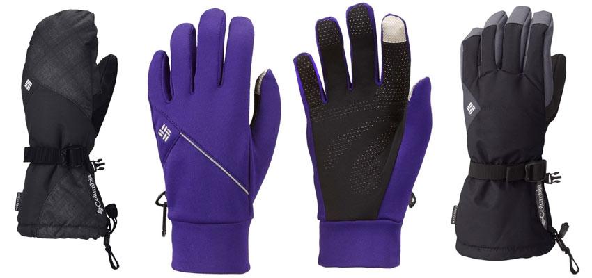 Columbia-Gloves